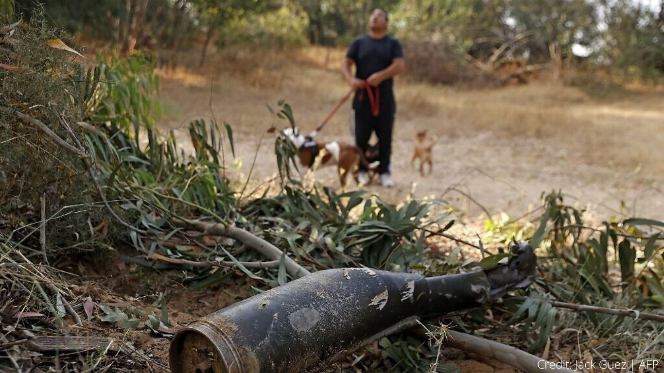 EXTREMELY URGENT! MAYHEM IN ISRAEL. Animals caught up in a battle that is none of their making! 3